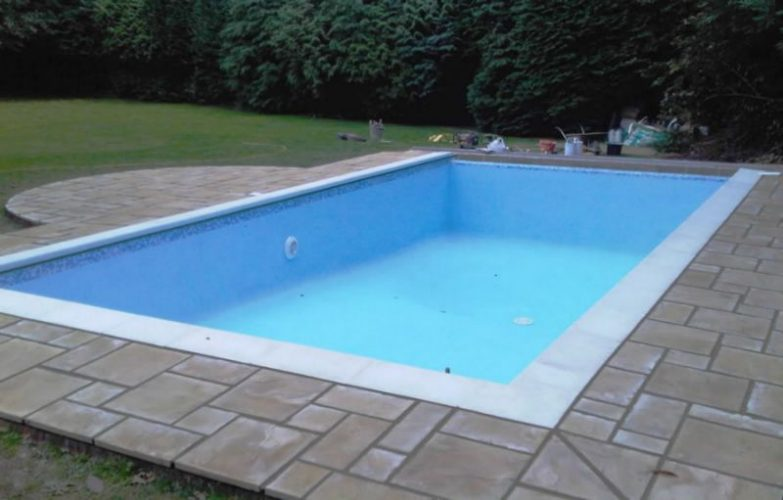 Building a concrete swimming pool bespoke concrete for How to build a pool
