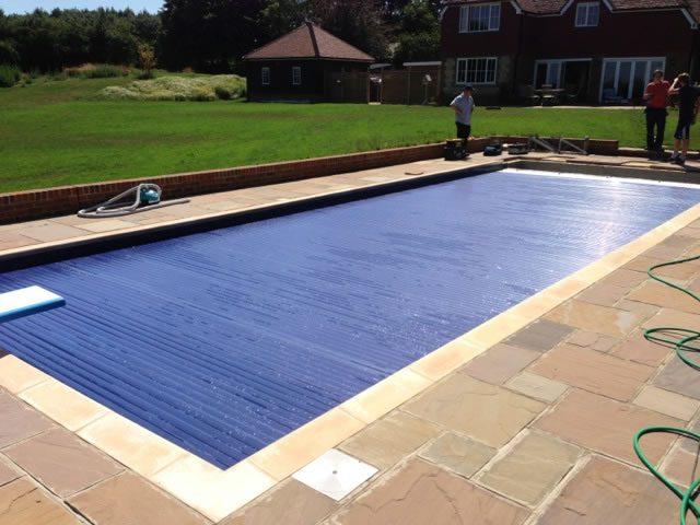 Building a bespoke swimming pool bespoke concrete for Quick pool obi