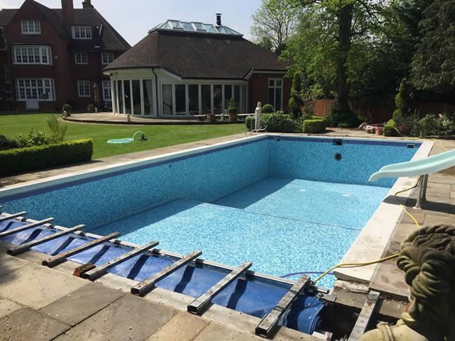 Changing pool shape or depth bespoke concrete swimming - The volume of water in a swimming pool ...