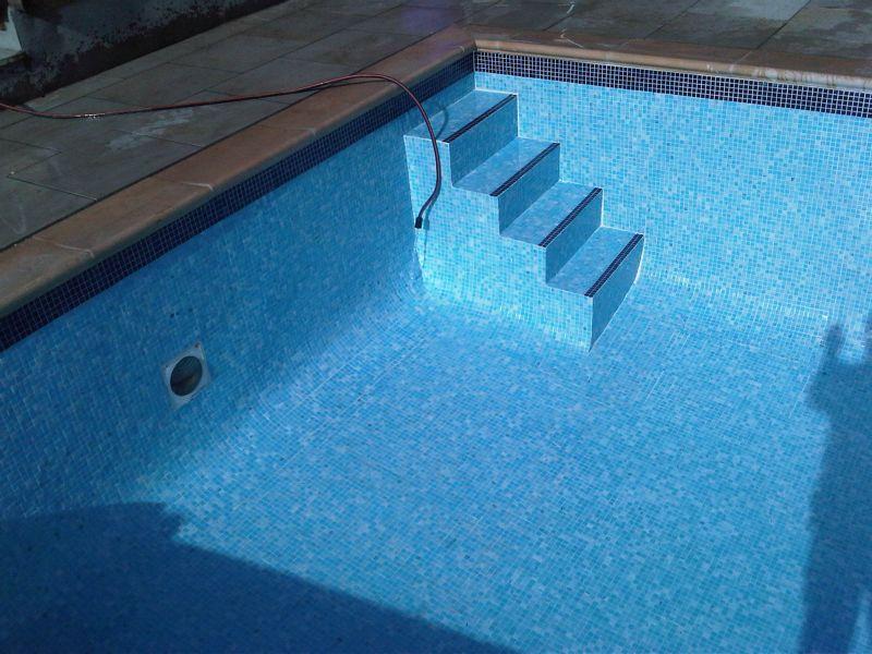 Swimming Pool Steps Bespoke Concrete Swimming Pool